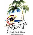 Mickey's Beach Bistro Logo